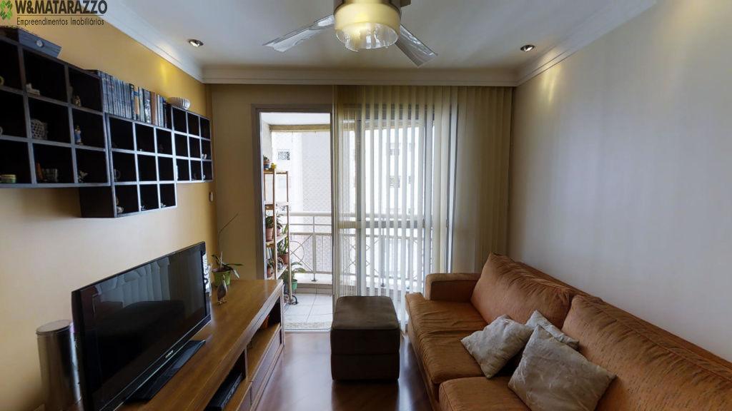 Apartamento VILA LEOPOLDINA 3 dormitorios 2 banheiros 2 vagas na garagem