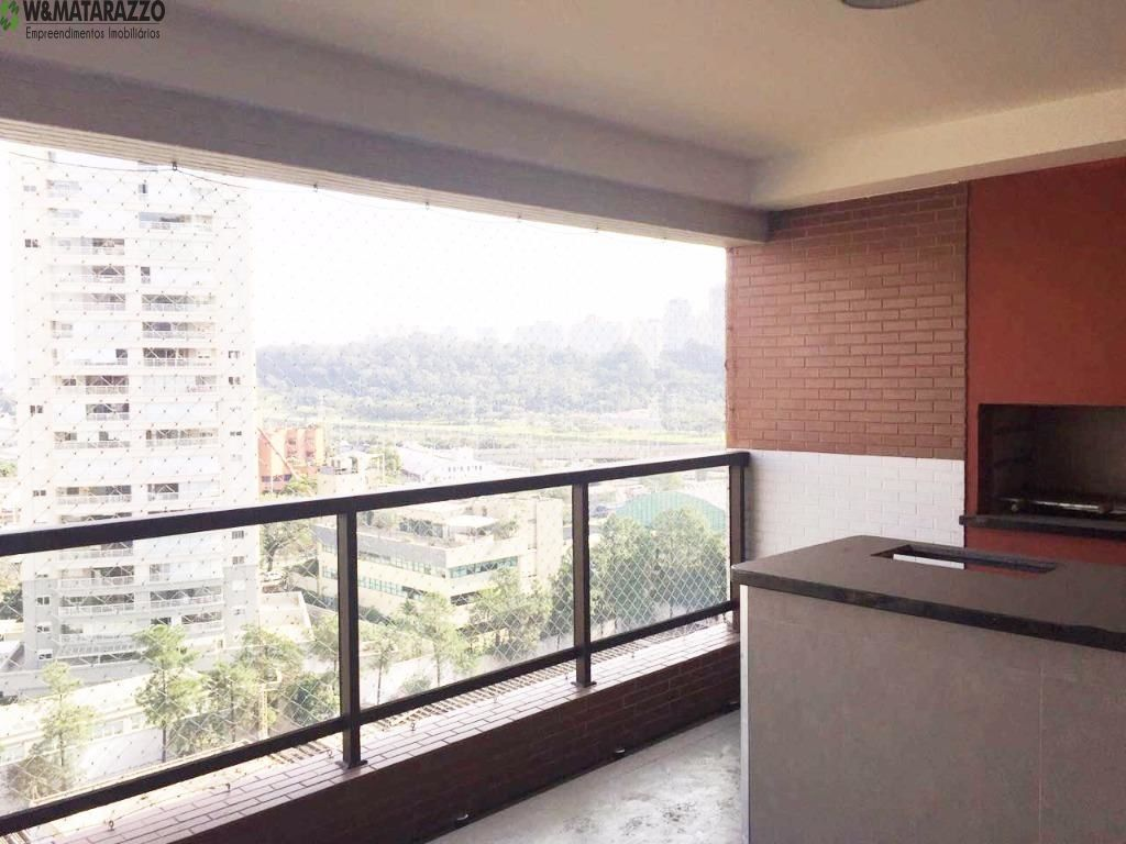 Apartamento aluguel SANTO AMARO - Referência WL8668