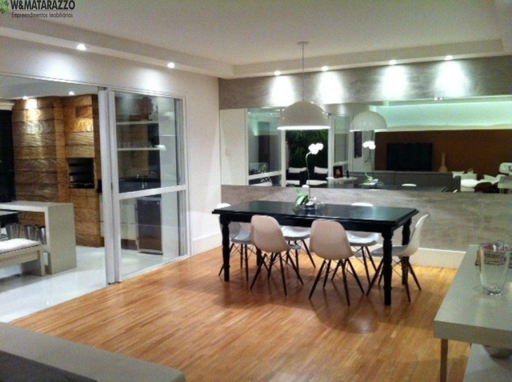 Apartamento venda SANTO AMARO - Referência WL8669