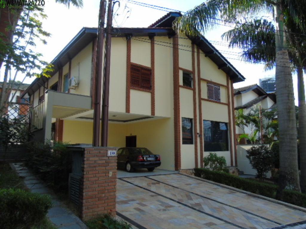 Casa de Condomínio aluguel MORUMBI - Referência WL8696