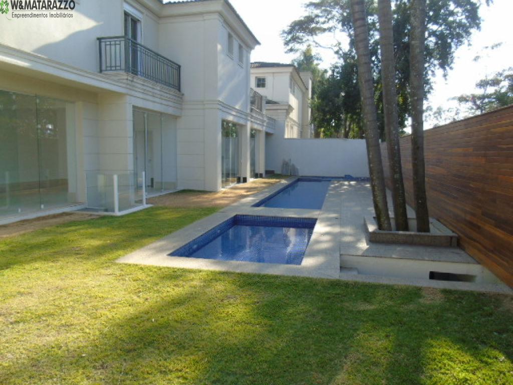 Casa de Condomínio Jardim Petrópolis - Referência WL8703