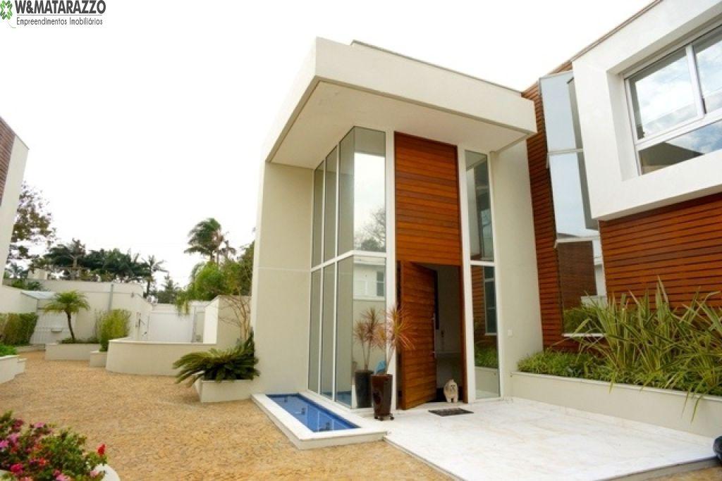 Casa de Condomínio SANTO AMARO - Referência WL8709