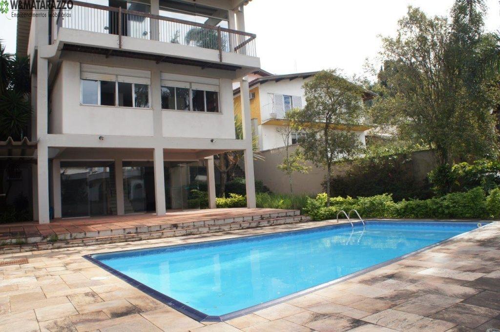 Casa PACAEMBU 4 dormitorios 5 banheiros 10 vagas na garagem