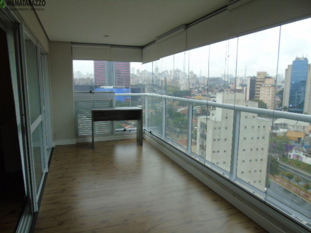 Apartamento Pinheiros 1 dormitorios 1 banheiros 1 vagas na garagem