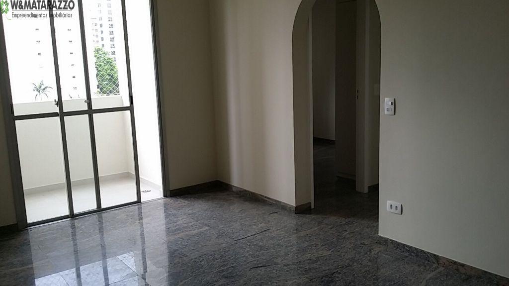 Apartamento Padrão, CAMPO BELO, 2 dormitorios, 2 banheiros,  vagas na garagem