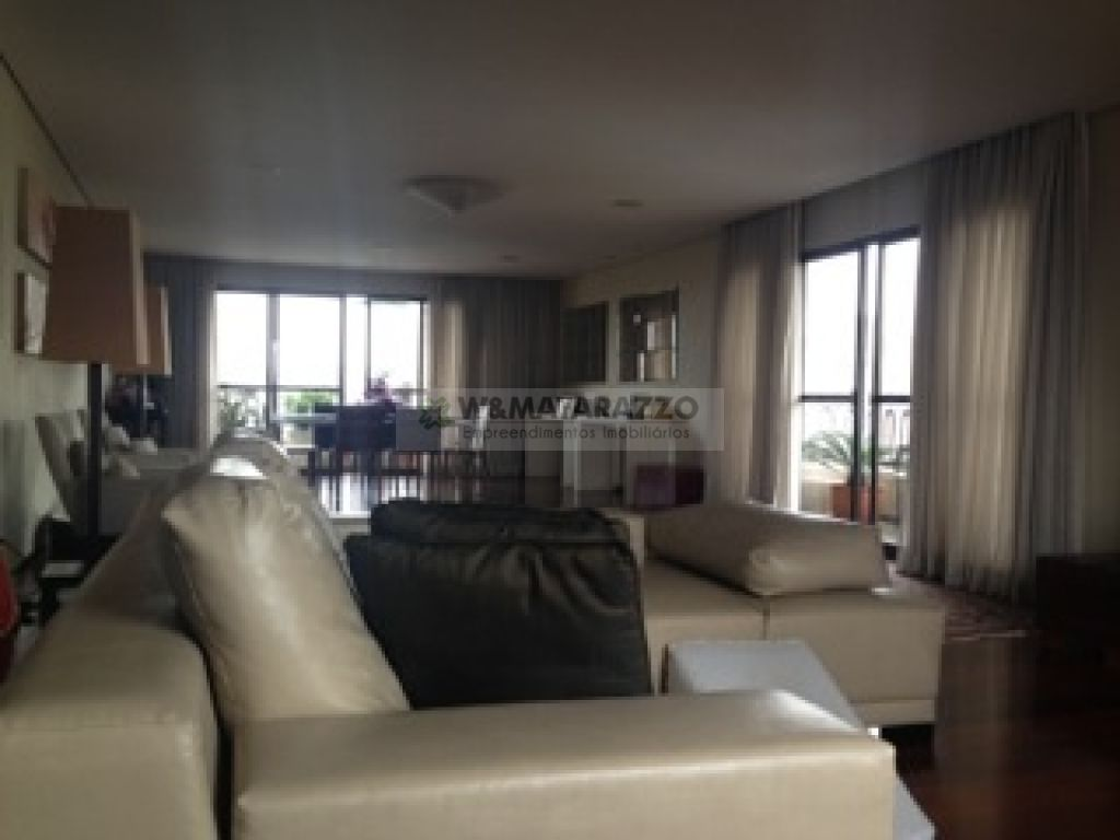 Apartamento Alto da Boa Vista 4 dormitorios 6 banheiros 4 vagas na garagem
