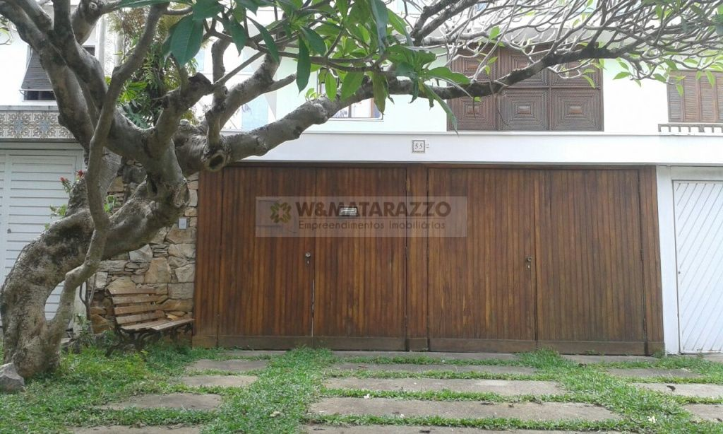 Casa de Condomínio SANTO AMARO - Referência WL8876