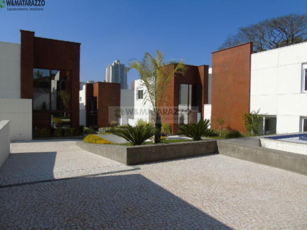 Casa de Condomínio CAMPO BELO - Referência WL8924