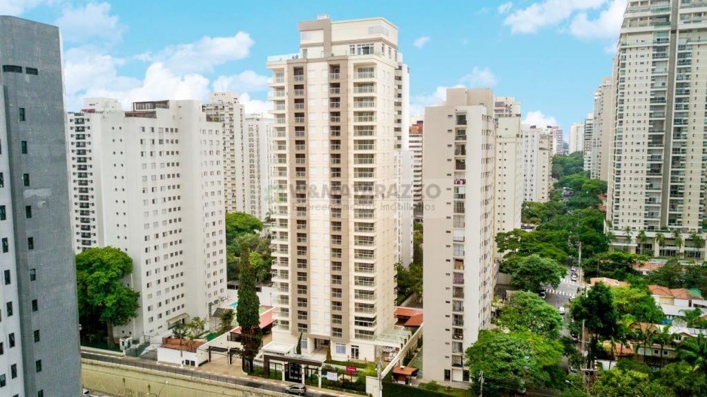 Apartamento venda CAMPO BELO - Referência WL8970