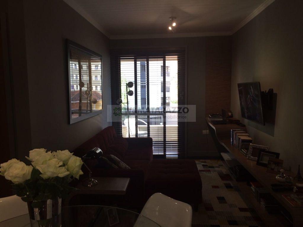Apartamento Indianópolis 1 dormitorios 1 banheiros 1 vagas na garagem