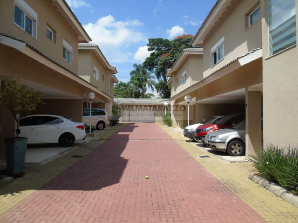 Casa de Condomínio CIDADE ADEMAR - Referência WL8977