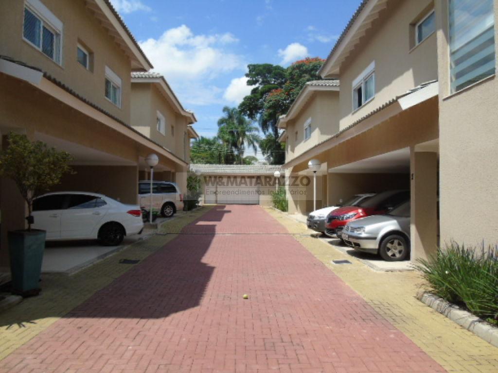 Casa de Condomínio Jardim Prudência - Referência WL8978