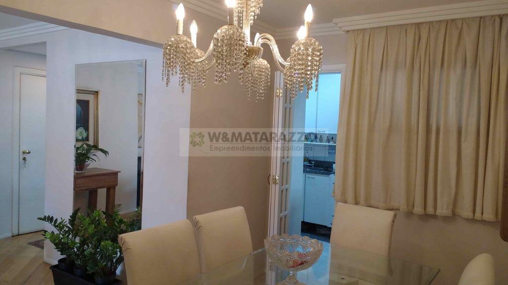 Apartamento venda Indianópolis - Referência WL8995