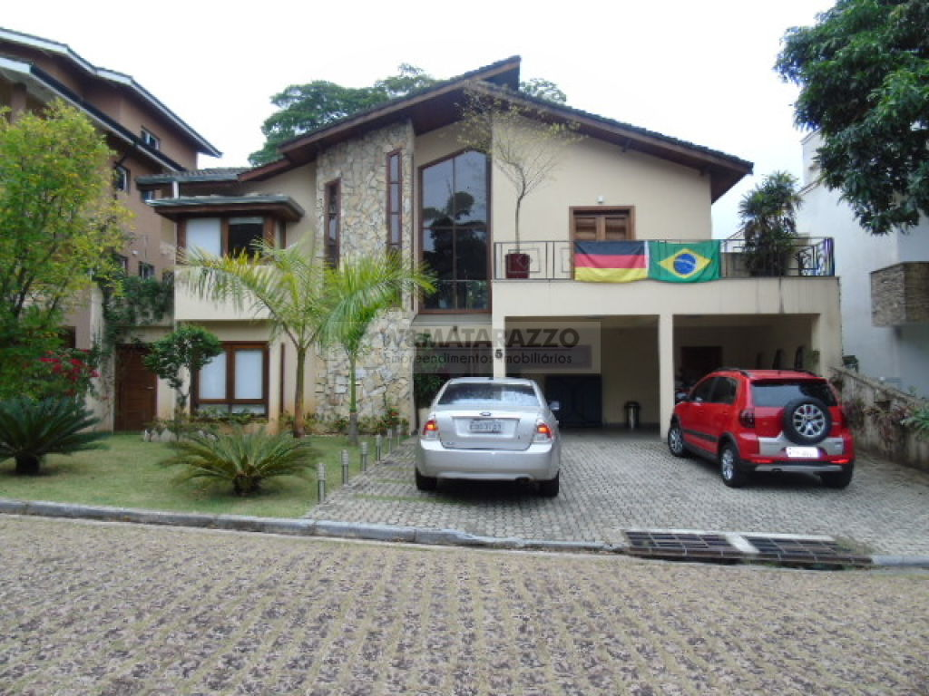 Casa de Condomínio Chácara Monte Alegre - Referência WL9248