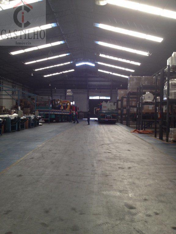 Galpão/depósito/armazém à venda em Mooca, São Paulo - SP