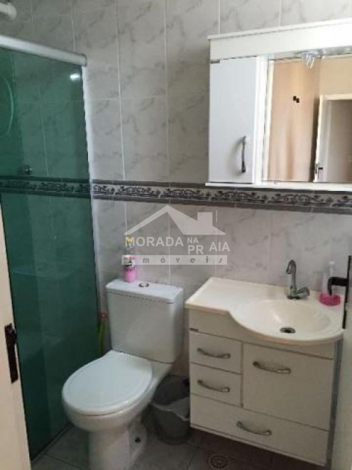 WC suíte do apartamento com 3 dormitórios em CANTO DO FORTE - PRAIA GRANDE