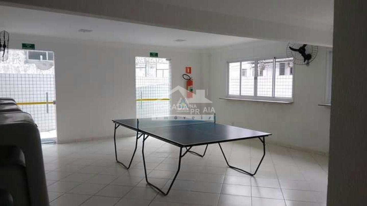 Salão de festas e jogos do apartamento com 2 dormitórios em CANTO DO FORTE - PRAIA GRANDE