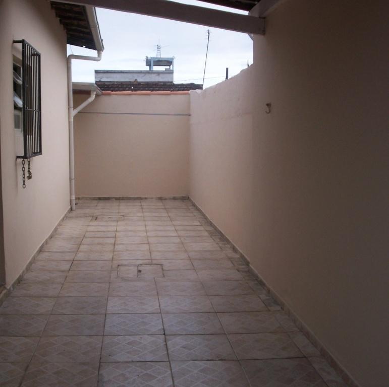 CORREDOR do casa geminada com 2 dormitórios em GUILHERMINA - PRAIA GRANDE