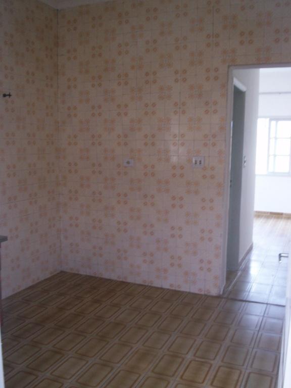 Cozinha do casa geminada com 2 dormitórios em GUILHERMINA - PRAIA GRANDE