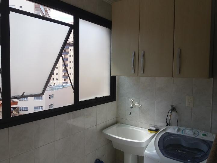Lavanderia do apartamento com 2 dormitórios em TUPI - PRAIA GRANDE