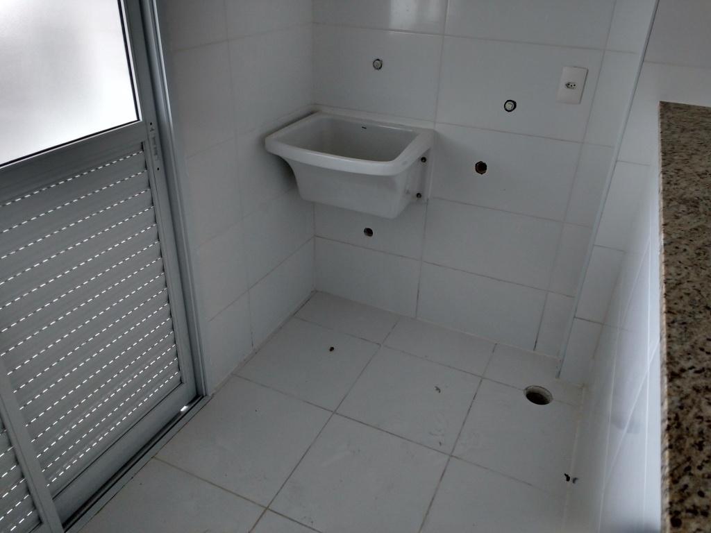 do apartamento com 2 dormitórios em AVIAÇÃO - PRAIA GRANDE
