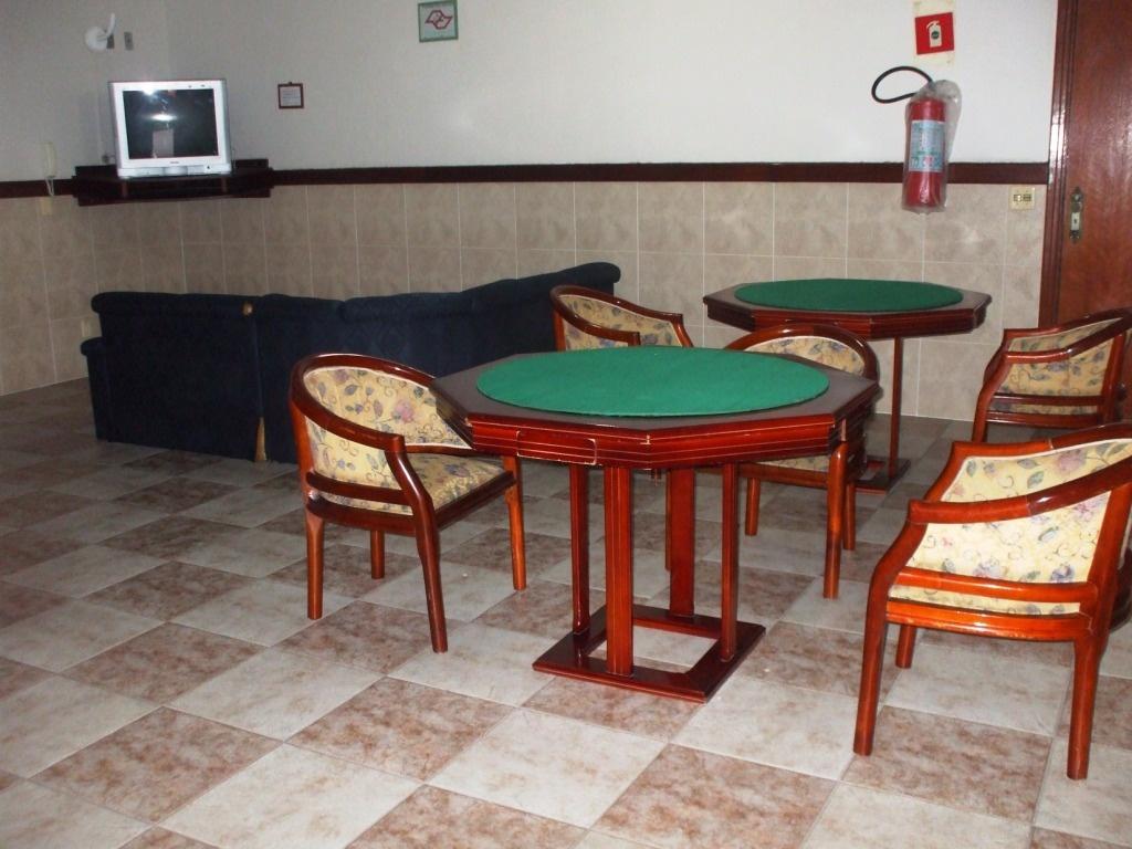 Salão de festas do apartamento com 3 dormitórios em AVIAÇÃO - PRAIA GRANDE