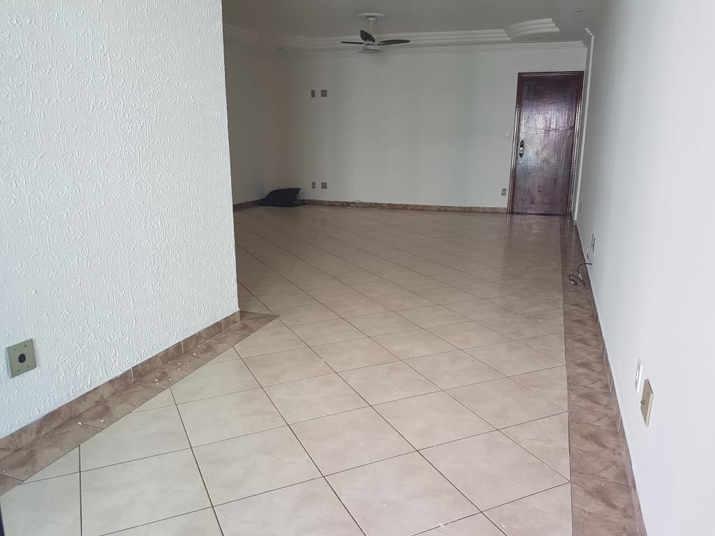 Sala ang 02 do apartamento com 3 dormitórios em AVIAÇÃO - PRAIA GRANDE