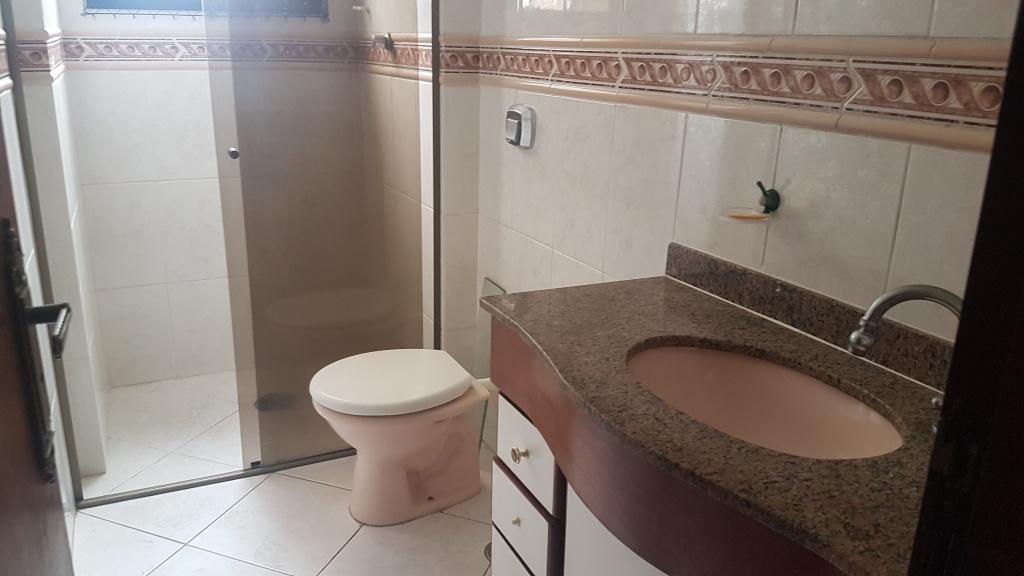 WC social do apartamento com 3 dormitórios em AVIAÇÃO - PRAIA GRANDE