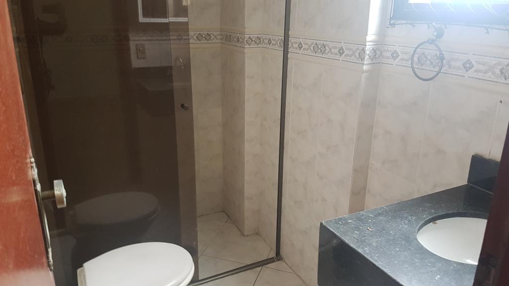 WC suíte 03 do apartamento com 3 dormitórios em AVIAÇÃO - PRAIA GRANDE