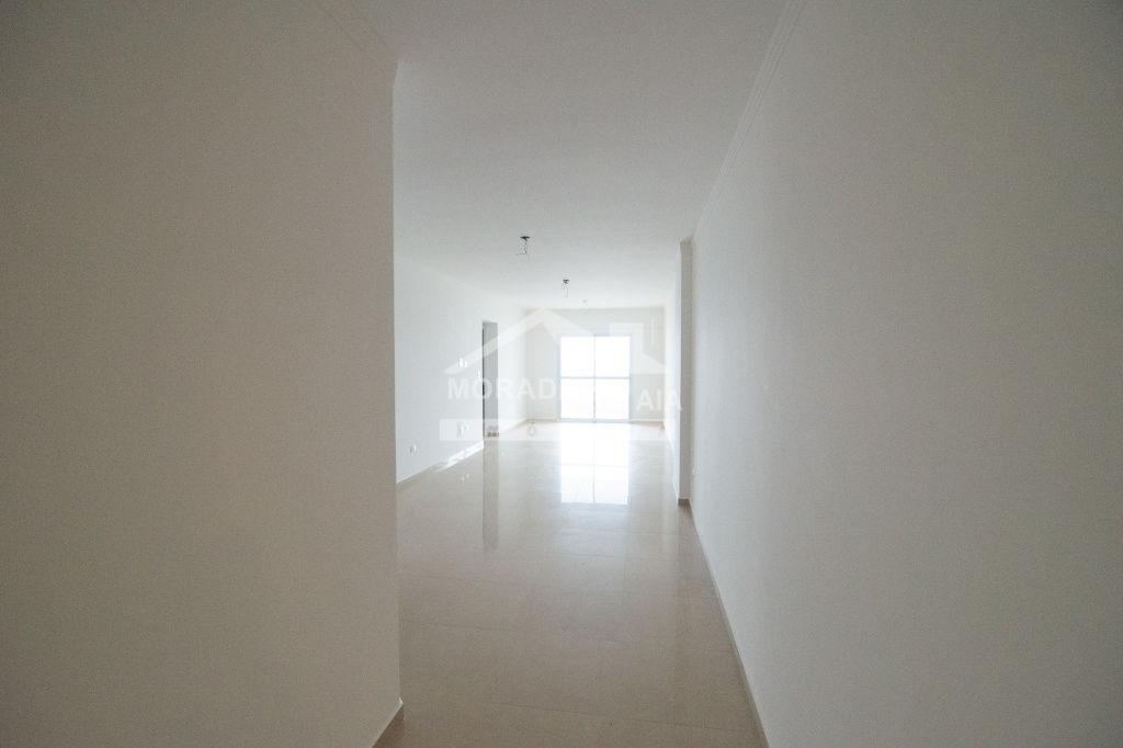 Sala do apartamento com 3 dormitórios em AVIAÇÃO - PRAIA GRANDE