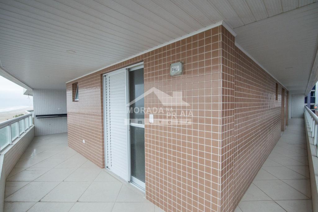 área de serviço do apartamento com 3 dormitórios em AVIAÇÃO - PRAIA GRANDE