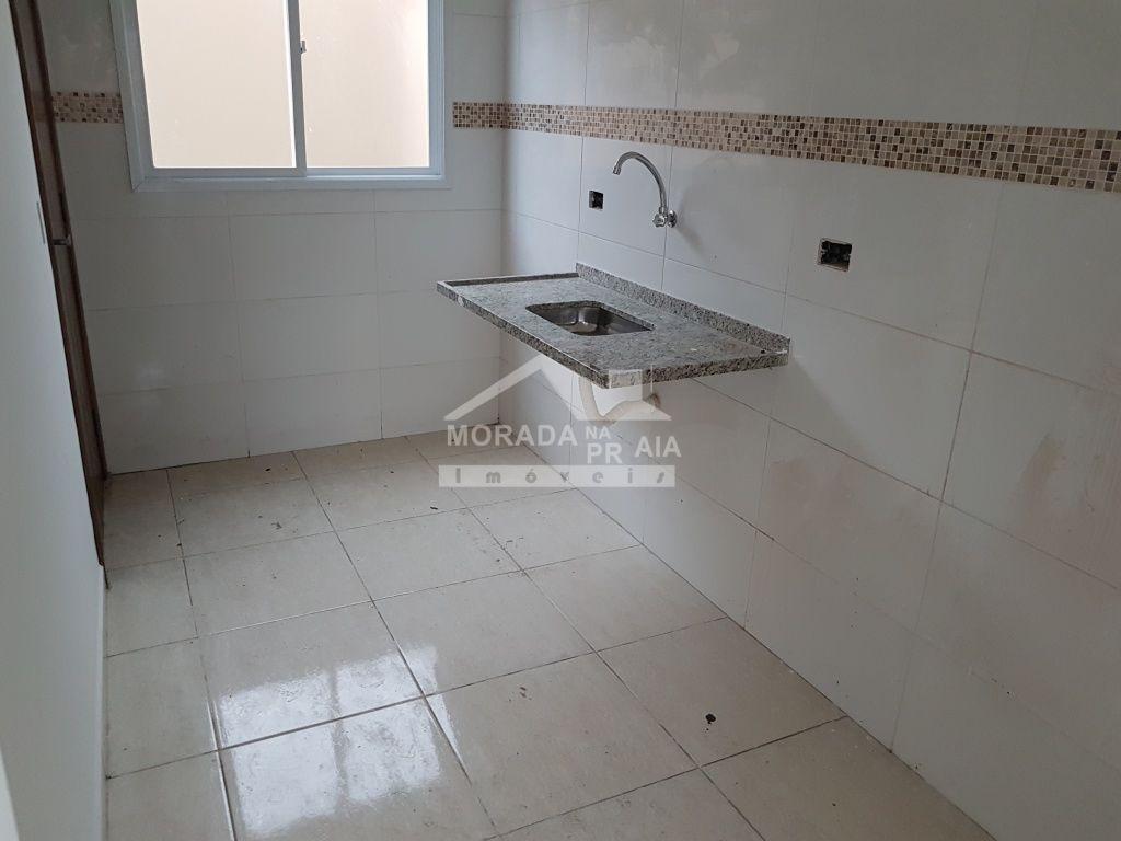Cozinha do condomínio fechado com 2 dormitórios em BALNEÁRIO ESMERALDA - PRAIA GRANDE