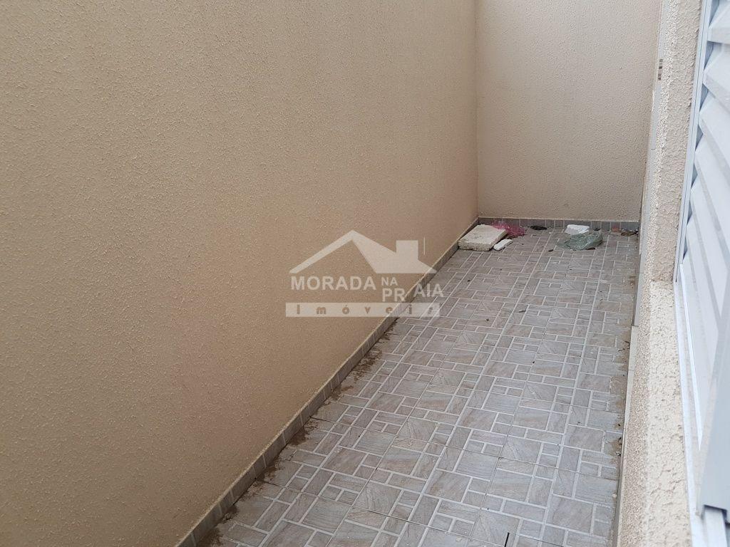 Corredor ang 02 do condomínio fechado com 2 dormitórios em BALNEÁRIO ESMERALDA - PRAIA GRANDE