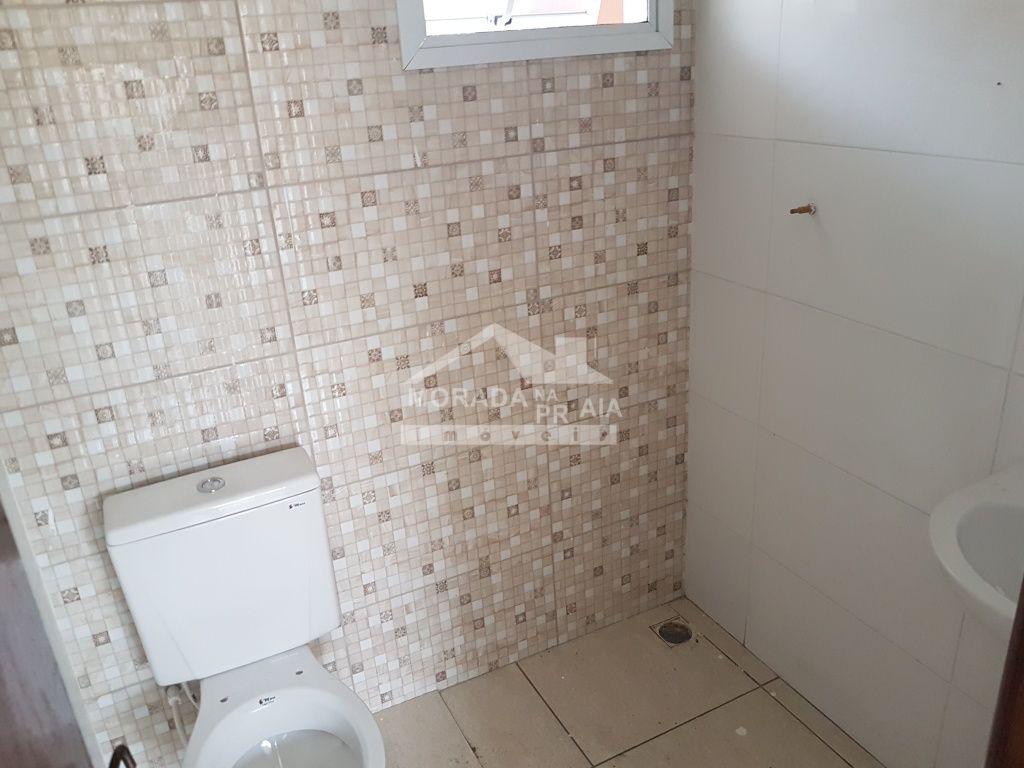 WC social do condomínio fechado com 2 dormitórios em BALNEÁRIO ESMERALDA - PRAIA GRANDE