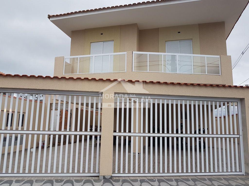 Fachada do condomínio fechado com 2 dormitórios em BALNEÁRIO ESMERALDA - PRAIA GRANDE