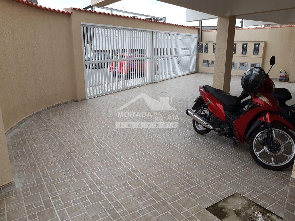 Garagem do condomínio fechado com 2 dormitórios em BALNEÁRIO ESMERALDA - PRAIA GRANDE