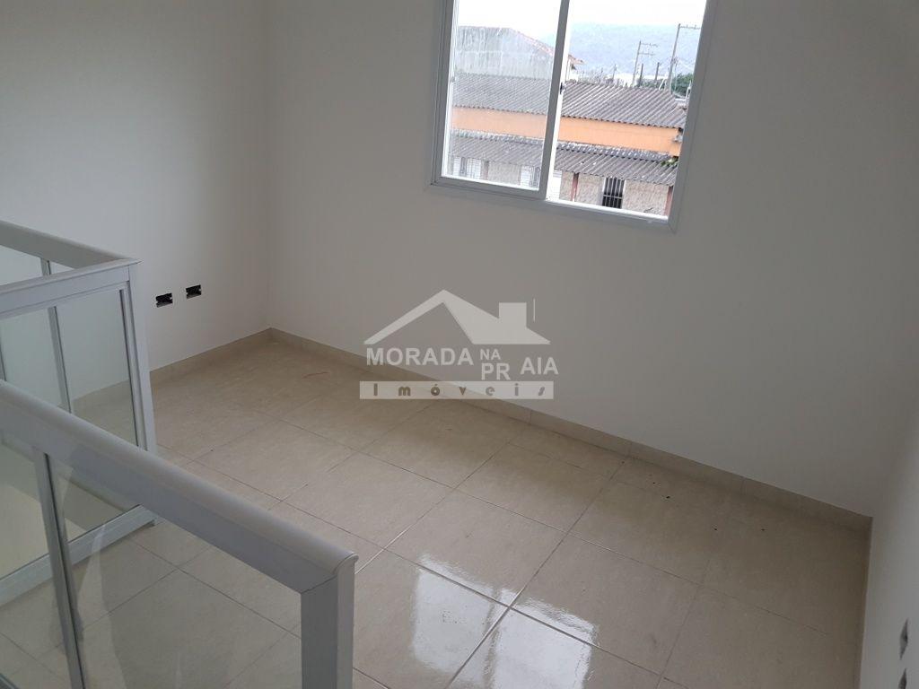 Sala do condomínio fechado com 2 dormitórios em BALNEÁRIO ESMERALDA - PRAIA GRANDE