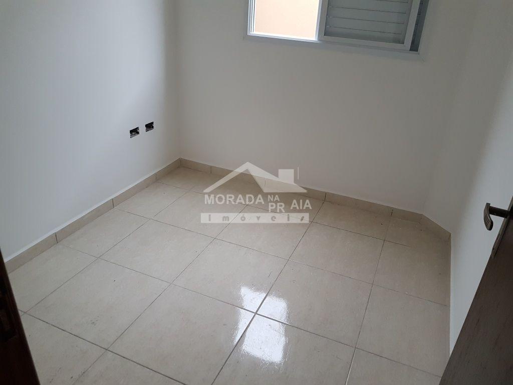Dormitório 01 do condomínio fechado com 2 dormitórios em BALNEÁRIO ESMERALDA - PRAIA GRANDE