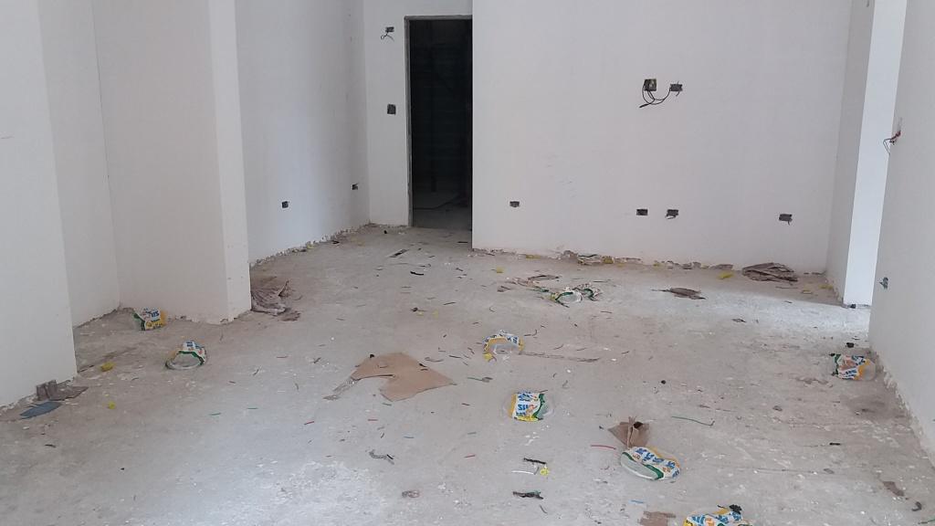 Sala do apartamento com 2 dormitórios em AVIAÇÃO - PRAIA GRANDE