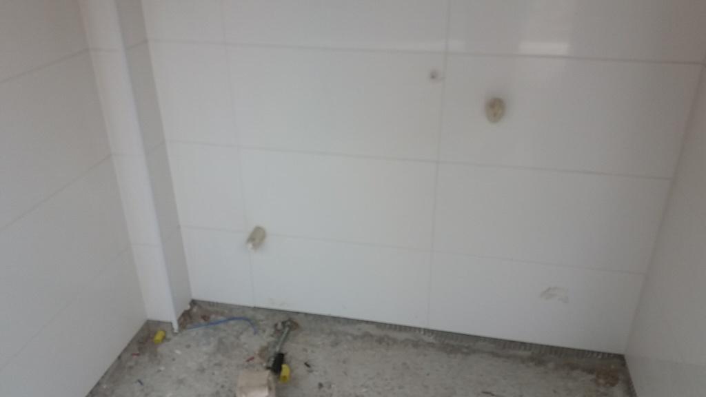 WC do apartamento com 2 dormitórios em AVIAÇÃO - PRAIA GRANDE