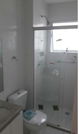 WC do apartamento com 2 dormitórios em OCIAN - PRAIA GRANDE
