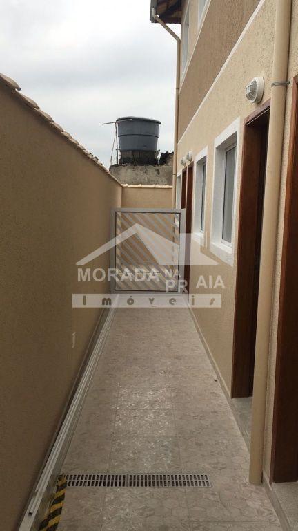 do condomínio fechado com 2 dormitórios em OCIAN - PRAIA GRANDE