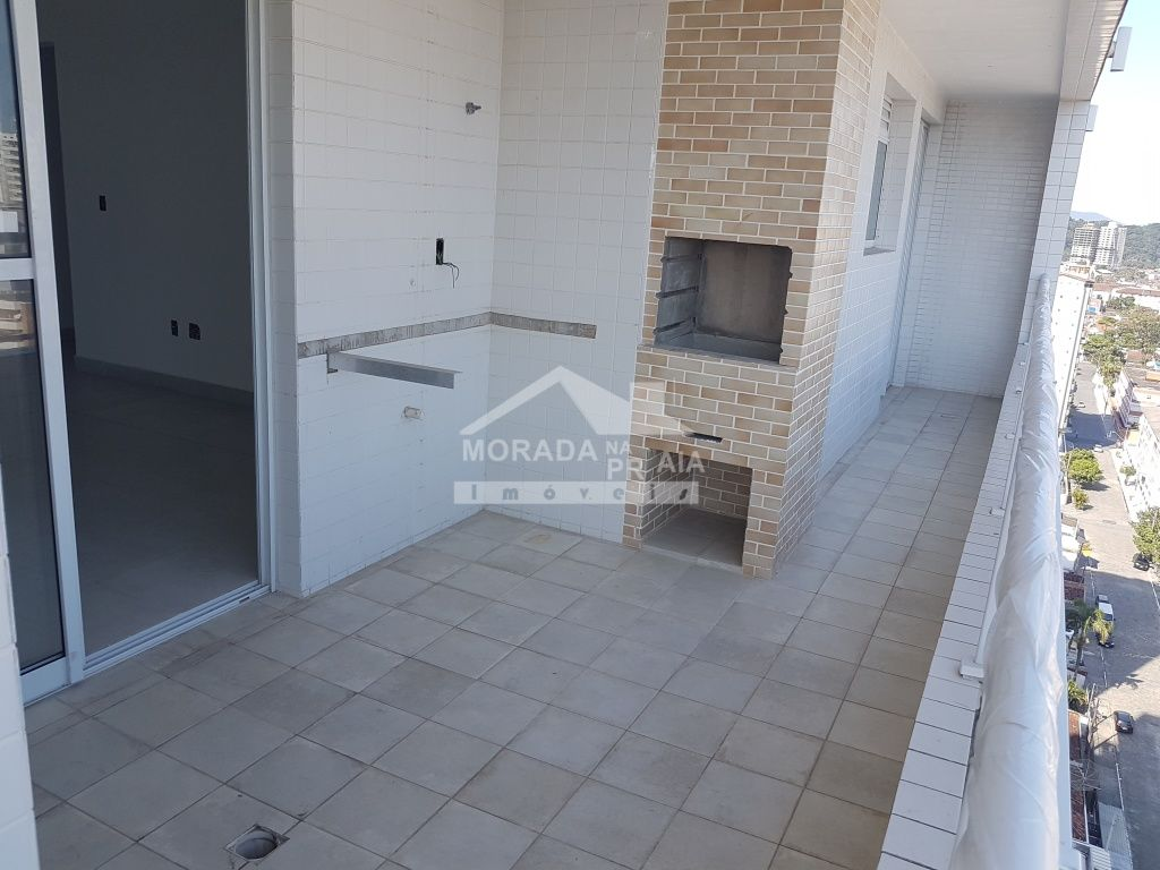 do apartamento com 3 dormitórios em CANTO DO FORTE - PRAIA GRANDE