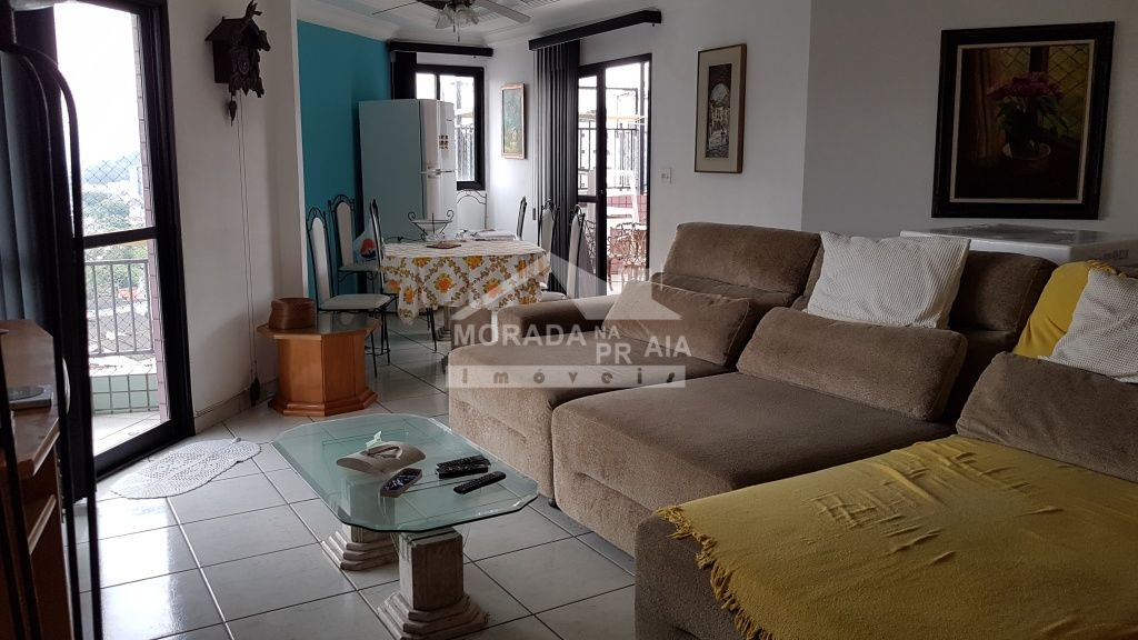 Piscina do cobertura com 3 dormitórios em Canto do Forte - Praia Grande
