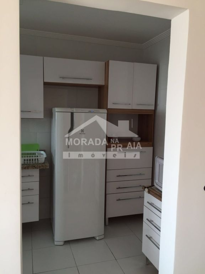 Cozinha ang 03 do apartamento com 2 dormitórios em Boqueirão - Praia Grande