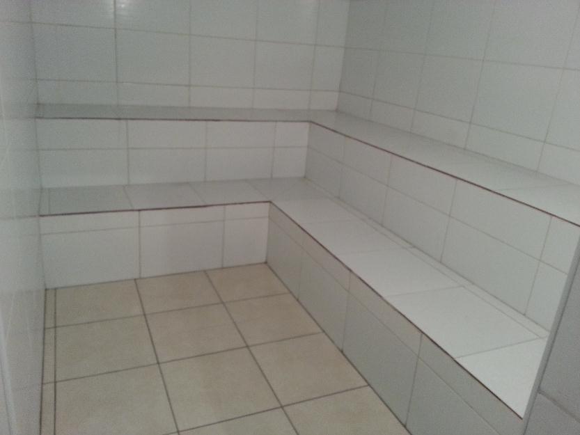 Sauna do apartamento com 2 dormitórios em TUPI - PRAIA GRANDE