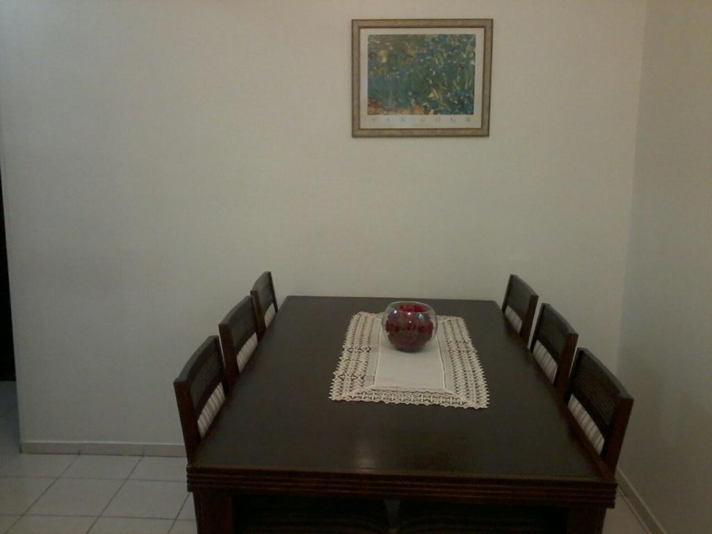 Sala ang 03 do apartamento com 1 dormitórios em OCIAN - PRAIA GRANDE