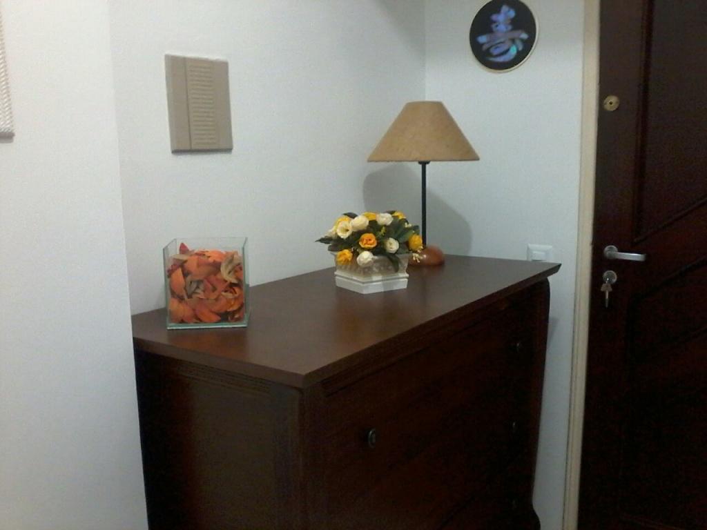 Sala ang 04 do apartamento com 1 dormitórios em OCIAN - PRAIA GRANDE