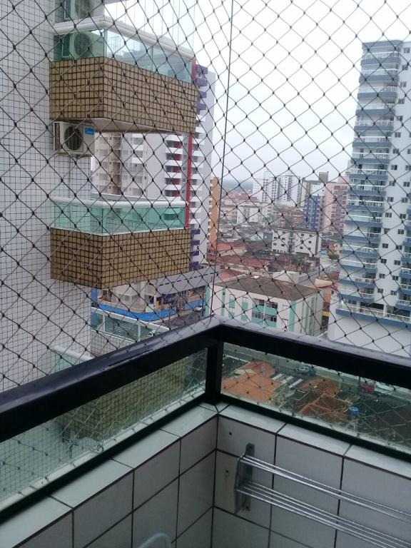 Vista do apartamento com 1 dormitórios em OCIAN - PRAIA GRANDE