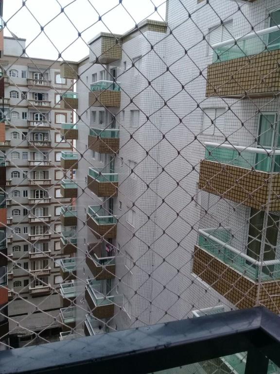 Vista ang 02 do apartamento com 1 dormitórios em OCIAN - PRAIA GRANDE